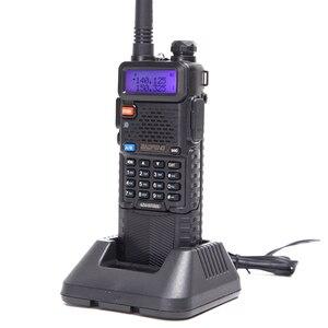 Image 4 - Baofeng UV 5R 8W Walkie Talkie Krachtige 3800 Mah 10Km 50Km Lange Bereik UV5r Dual Band Twee Manier cb Radio Ar 152 Tactische Antenne
