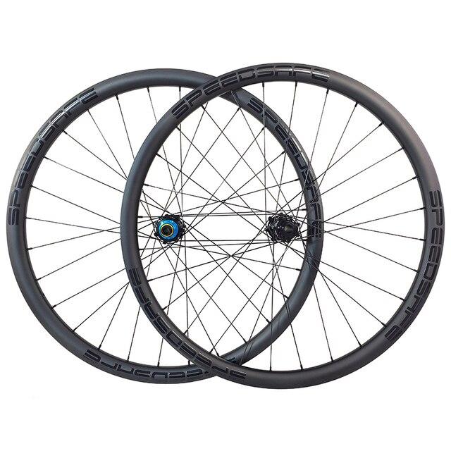 1300g carbon BOOST tubeless wheels 29er MTB XC 34mm straight pull wheelset 30mm depth Yuniper 110mm 148mm Shim 10S 11S XD XX1