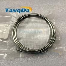 Hohe reinem nickel draht 99.99% Ni durchmesser 0,1mm 4mm Wissenschaftliche forschung labor 1 2 4mm nickel bar nickel stange Nickel metall