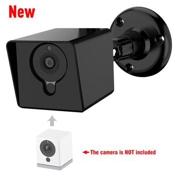 For Xiaomi Mijia Xiaofang Camera 1S/Protective Case with Adjustable Wall Mount for Wyze Cam, No Interruption to Daisy Chain