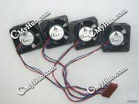 For DELTA EFB0412MD R00 DC12V 0.10A 4020 40CM 40mm 40x40x20mm 12Pin 12Wire Cooling Fan