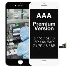 Đại AAA Dành Cho iPhone 5 5S SE 6 6Plus LCD Màn Hình AAA Thay Thế Chất Lượng Với Màn Hình Cảm Ứng Cho iPhone 7 7Plus 8 8Plus Màn Hình Hiển Thị