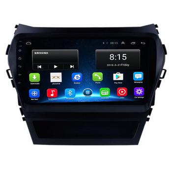2020 Android 10.0 2+32 For HYUNDAI IX45 SantaFe 2013 - 2017 Multimedia Stereo Car DVD Player Navigation GPS Radio 3G wifi camera image