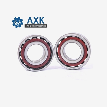 AXK 706 706C 706C/P5  (1PCS)  6X17X6 Angular Contact Bearings Spindle Bearings CNC ABEC-5 15 Contact Angle 1pcs 3311atn9 3311 3311a 5311 55x120x49 2 3311 b tvh 3056311 3311b double row angular contact ball bearings axk bearing