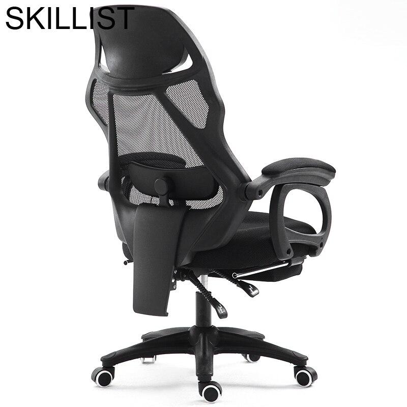 Chaise De Bureau Ordinateur Bilgisayar Sandalyesi Sessel Taburete Sedia Ufficio Silla Cadeira Poltrona Cadeira de Escritório Gaming