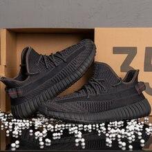 350 v2 sneakersmesh tênis respirável das mulheres dos homens verão 2021 alta qualidade plataforma casual luz moda casal shoes350 v2