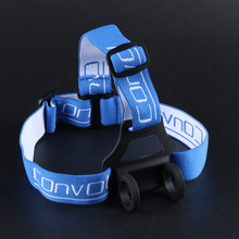 flashlight headband for convoy H1