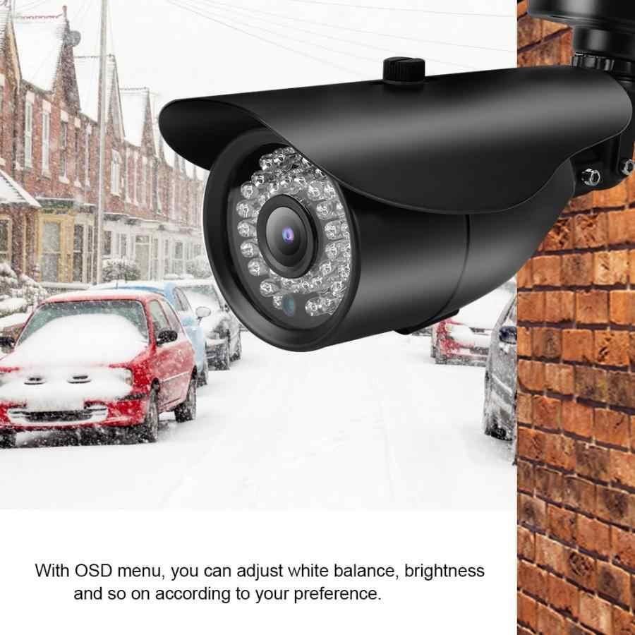 TVI/AHD/CVI/CVBS IR аналоговая цилиндрическая камера наружная IP66 Водонепроницаемая NTSC CCTV с OSD