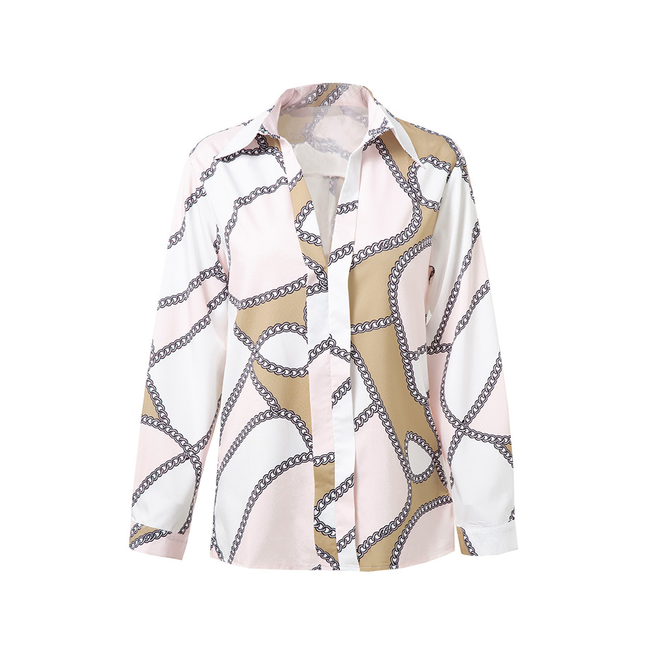 UGOCCAM Women Blouses Long Sleeve Autumn Blouse Women Blouse Shirt Office Elegant Work Shirt Plus Size Top blusas mujer de moda