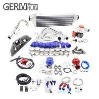 97 01 Civi * c B тип R (JDM) 1.6L DOHC VTEC 1 4 Turbo комплекты комплект интеркулера + водосточная труба
