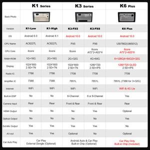 Image 5 - 6G + 128G Ownice DVD לרכב מולטימדיה השמעה עבור יונדאי טוסון 2019 רכב רדיו 4G LTE DSP SPDIF GPS 1280*720 אנדרואיד 10.0 BT 5.0