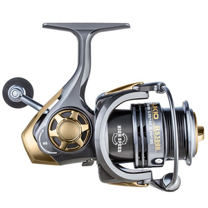 Image 3 - YUYU carrete de pesca de Metal de calidad, giratorio, poco profundo, 2000, 3000, 5000, 6 + 1BB, 7,1: 1, para pesca de carpa