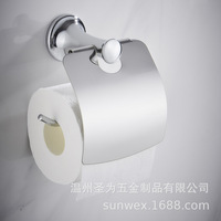 Manufacturers Direct Selling Chrome Sanitary Ware Roll Stand Toilet Tissue Holder Toilet Paper Holder Chrome Bathroom Pendant