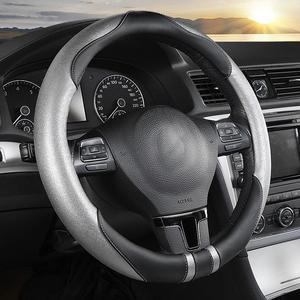 Image 3 - Universal Auto Peeling Lenkrad Abdeckung 38cm Auto Nicht slip Lenker Abdeckung für Vier Jahreszeiten