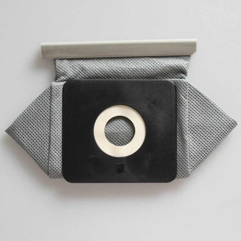 1PC Lavabile Universale Aspirapolvere Panno Sacchetto di Polvere per Philips Electrolux LG Haier Samsung Sacchetto di Aspirapolvere Riutilizzabile 11x10cm