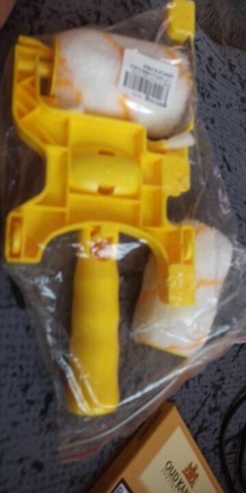 Clean Cut Paint Edger Roller photo review