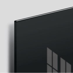 Board magnetic marker BRAUBERG, 45*45 cm, Black