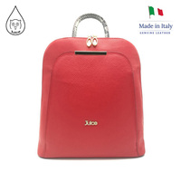 Juice brand, genuine leather bag Made in Italy, backpack 127.412