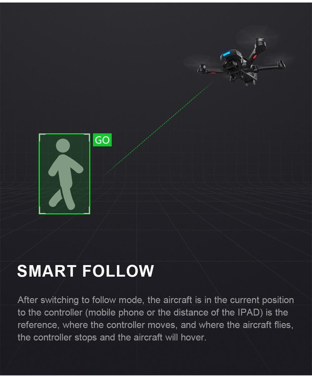 Drone GPS 4K 1080P Cámara Me sigue Quadcopter 17