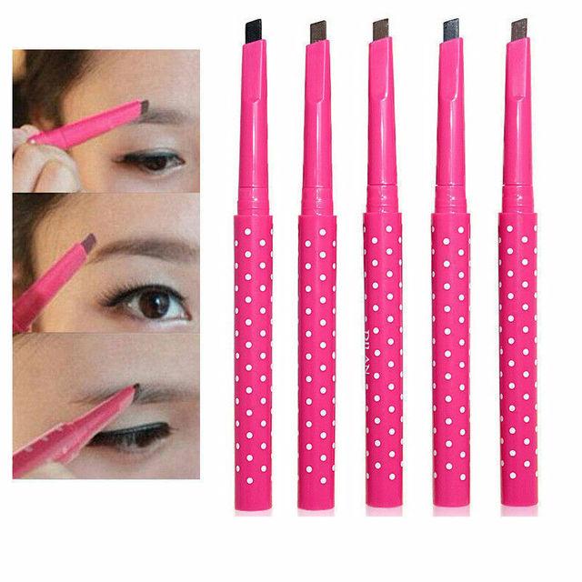 5 Color Eyebrow Extension Pencil Waterproof Henna Eyebrow Tattoo Pen Long Lasting Makeup Eye Brow Tint Enhancer Beauty Cosmetics 2