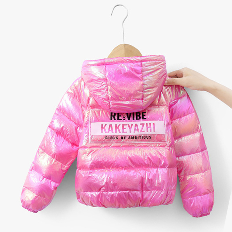 LZH-Chaqueta de bebé niñas, chaquetas de otoño e invierno para niñas, abrigo, abrigo cálido para niños, Ropa para Niñas, chaqueta para niños, 2020 3