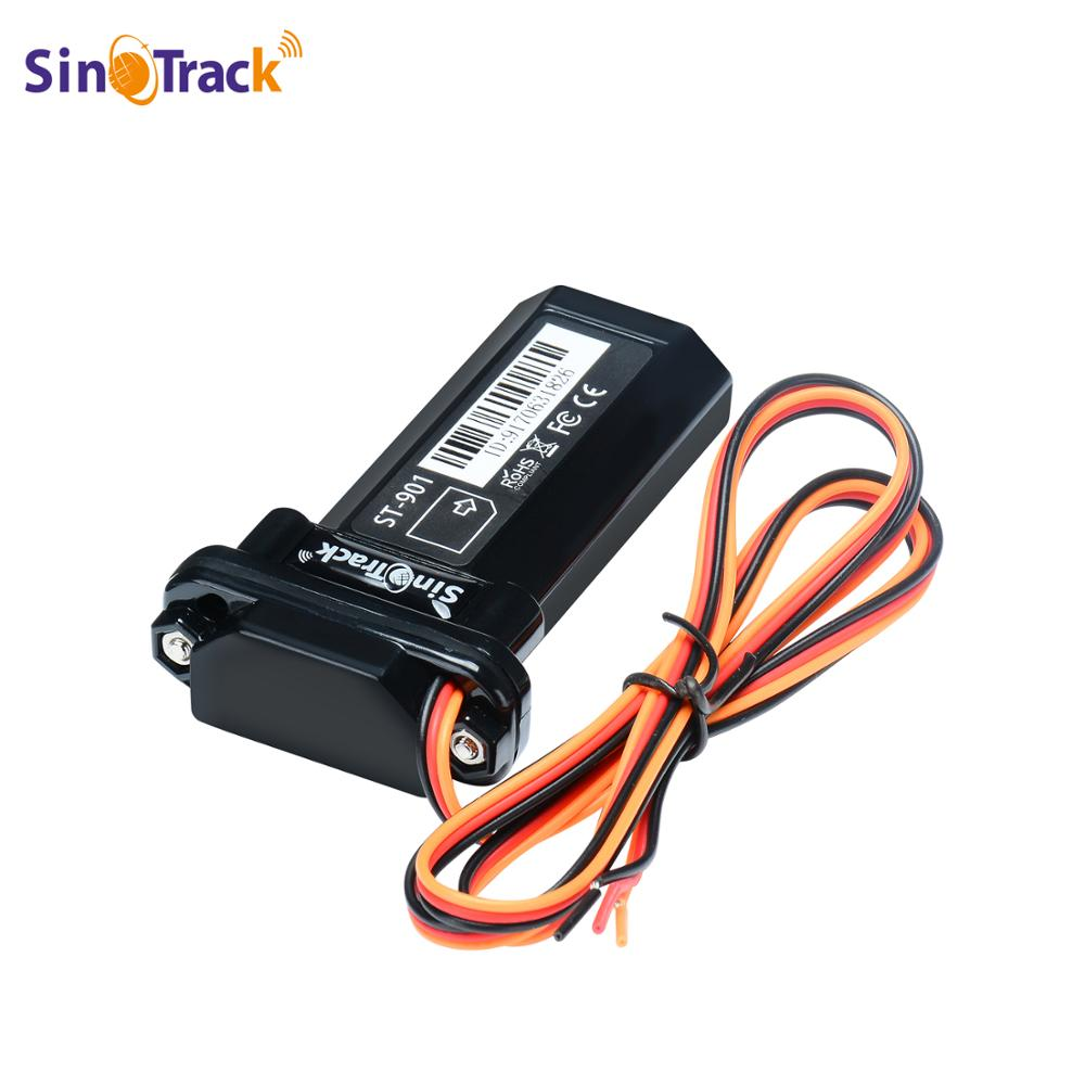 Best Cheap China <font><b>GPS</b></font> Tracker Vehicle Tracking Device Waterproof motorcycle Car Mini <font><b>GPS</b></font> GSM SMS locator with real time tracking image