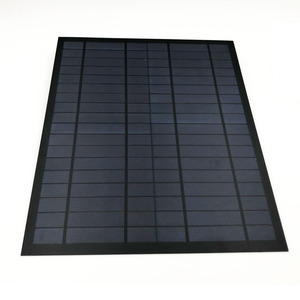Image 2 - 2pcs x 20Watt Solar Panel 18V 20W 1.1A Mini PET polycrystalline PV module cell charge for 12V battery Charger 20 watts W Watt