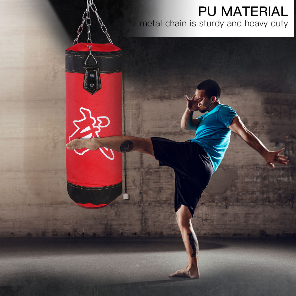 MADX Power Cloth//Sand FILLED Bag Crossfit Boxing MMA Training Fitness 0-30kg