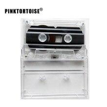 Pinktortue – lecteur à Cassette Standard vide, 60 Minutes d'enregistrement à bande magnétique Audio pour lecteur MP3 CD DVD