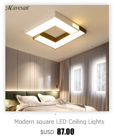 H541ee887e65f40038021e2b1bbd8d012u Round Modern Led Ceiling Lights For Living Room Bedroom Study Room Dimmable+RC Ceiling Lamp Fixtures