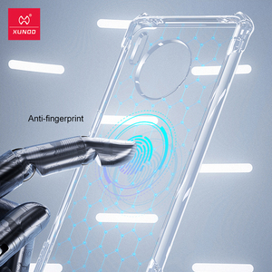 Image 5 - XUNDD Caso Antiurto Per Huawei Mate30 Pro Custodia Protettiva Airbag Della Copertura Del Respingente Borsette Lente In Vetro Pellicola Per Huawei Compagno di 30 Pro caso