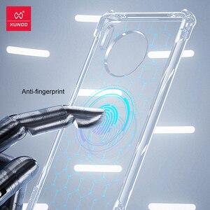 Image 5 - XUNDD odporny na wstrząsy futerał do Huawei Mate30 Pro ochronna poduszka powietrzna zderzak pokrywa Shell szklany obiektyw Film dla Huawei Mate 30 Pro przypadku