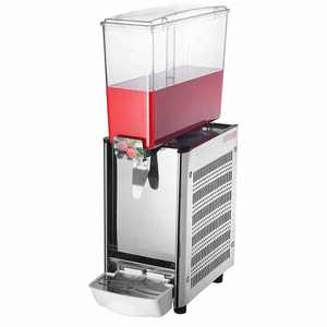 Cold Drink Machine Single Tank Juice Dispenser Juice Drinking Machine