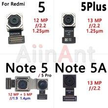 Гибкий кабель для оригинальной маленькой передней камеры Xiaomi Redmi Note 5 5A Pro Plus