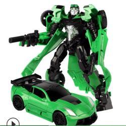 Transformação novo design deriva mira galvatron figura brinquedos