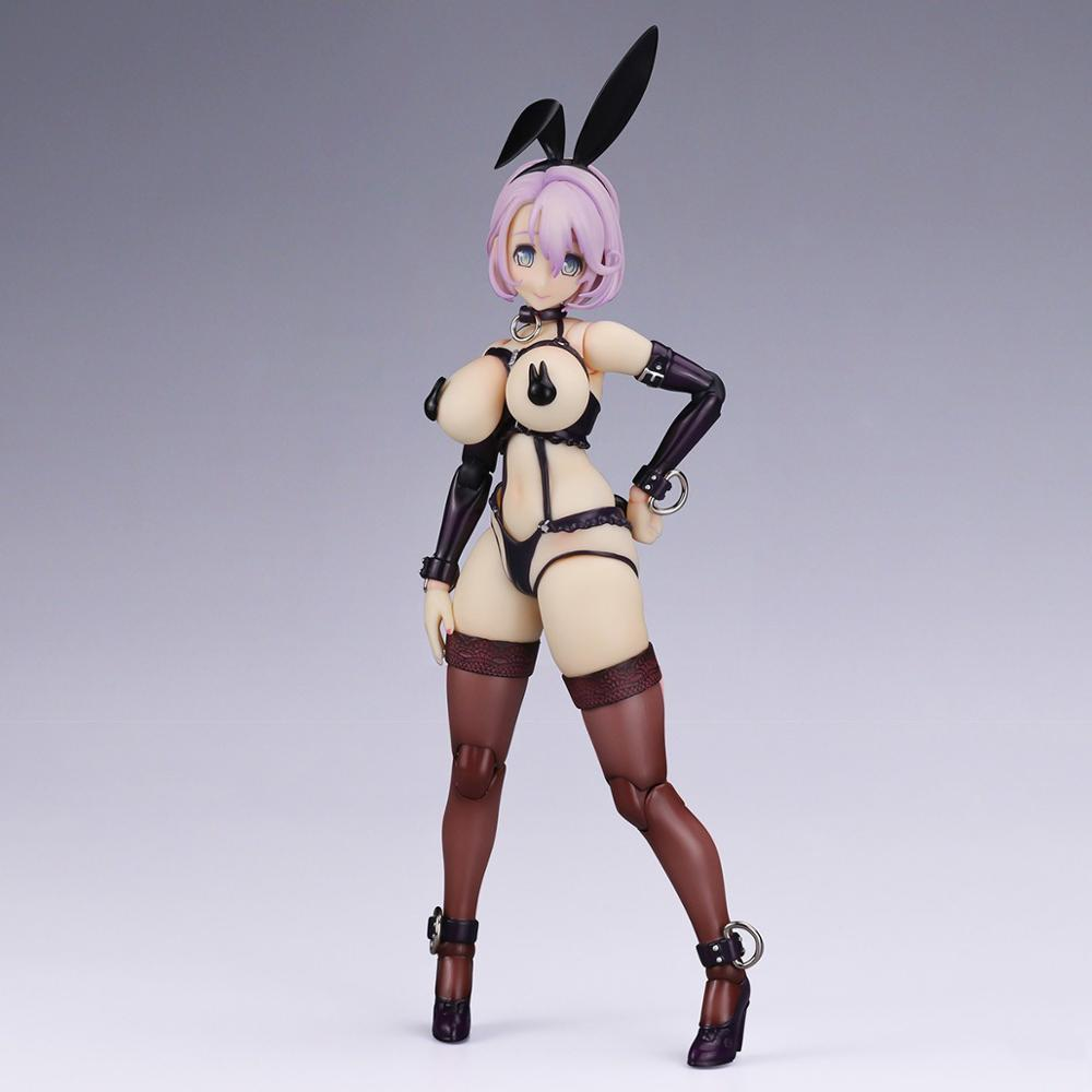 16cm Native shizue minase Kinoshita Takao Second Axe <font><b>Sexy</b></font> <font><b>girls</b></font> Rocket Boy Action Figure japanese Anime adult Action Figures toy image