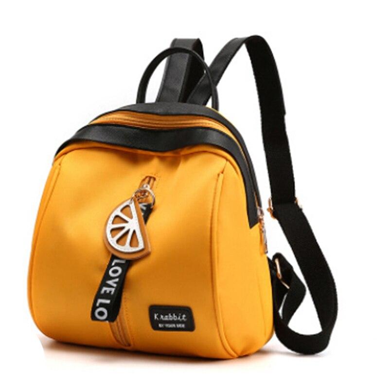 2019 New Backpacks For High School Girls Fashion Female Backpacks Mochila Feminina Schoolbags Travel