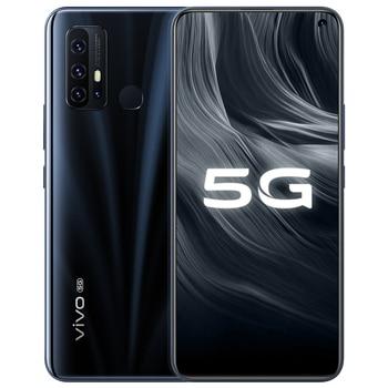 Vivo Z6 5G Mobile Phone 6.57″ IPS 2400X1080 44W Super Charger 5000mAh Battery Snapdragon 765G 8GB RAM 128GB ROM OTA OTG Electronics Mobile Phones