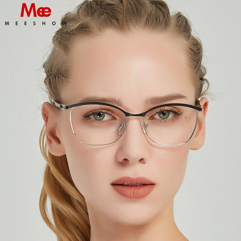 2020 New Glasses Frame Women Men Eyeglases Cat Eyes Glasses Fashion Russisa Prescription Glasses Myopia Presbyopia Optical Frame