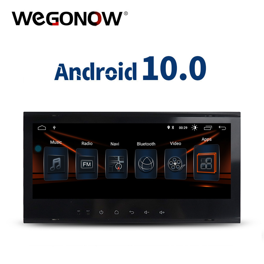 "Android 10,0 2GB + 32GB 8.8 ""DSP IPS Auto DVD Player GPS WIFI Bluetooth RDS radio Für <font><b>VW</b></font> Touareg <font><b>T5</b></font> Multivan Transporter 2005-2009 image"