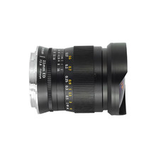 TTArtisan 11mm F2.8 Full Fame Fisheye Lens for Leica M L Mount/Canon RF/NIKON Z Cameras Like M-M M9 M10 Sony A7R3 A9 Presale