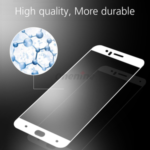 Image 5 - Onenine 4D Carving Tempered Glass for Xiaomi Mi 6 Full Cover Screen Protector 3D Curved 9H Toughened Film for Xiaomi Mi6 Plus