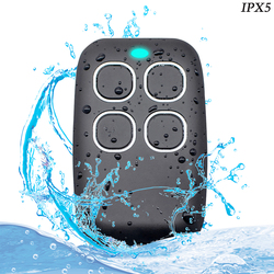 Waterproof IPX5 Multi frequency  315/418/433/868MHZ Automatic Cloning Rolling fixed learning code Remote Control