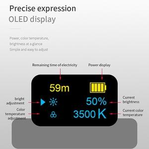 Image 3 - Manbily MFL 06 3000 6500K صغيرة LED كاميرا فيديو ضوء عكس الضوء 96 LED مصباح الإضاءة التصوير الفوتوغرافي لكانون DSLR نيكون بنتاكس