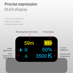Image 3 - Manbily MFL 06 3000 6500K Mini LED Video Camera Light Dimmable 96 LED Photographic Lighting Lamp for DSLR Canon Nikon Pentax