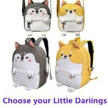 Популярный новый мультяшный рюкзак для девочек милый школьный
