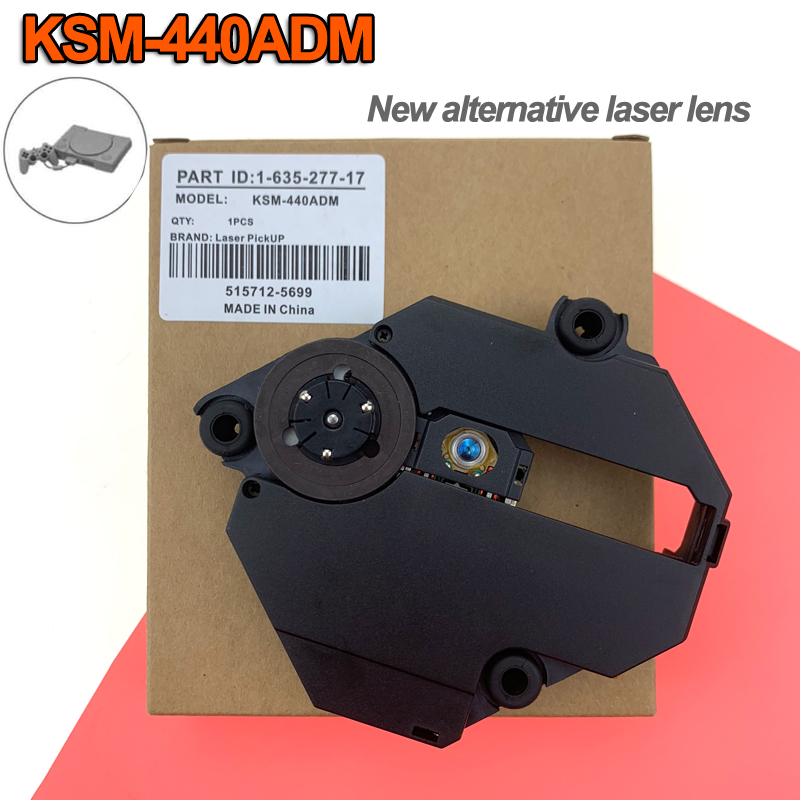 Laser Optical Drive Lens KSM-440ADM 440AEM 440BAM Replacement Assembly For Sony PS1 Laser Head Game Accessories For PS1 Optical
