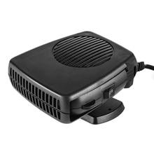 Car Fan Heater 150w 12/24v Car Truck Auto Heater Hot Cool Fan Windscreen Window Demister Defroster High Quality Car Accessories