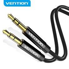 Tions Aux audio kabel Jack 3,5mm Stecker auf Stecker Aux Kabel für Auto Lautsprecher Kopfhörer Stereo Lautsprecher MP3/4 PC Lautsprecher Kabel