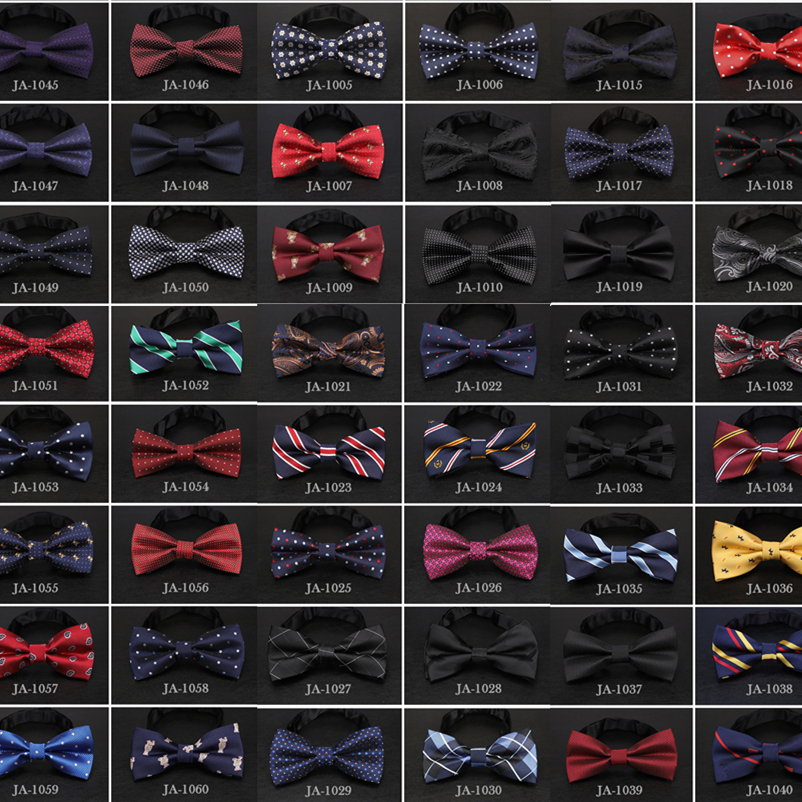 Men Bow Tie Women's Shirt Tie Wedding Butterfly For Man Gift Boys Bowtie Children Baby Boy Ribbon Neck Bow Accessoires